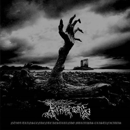 SATANICOMMAND - Árvore Podre [Névoa Transendente Destruindo Muralhas Cristificadas] cover